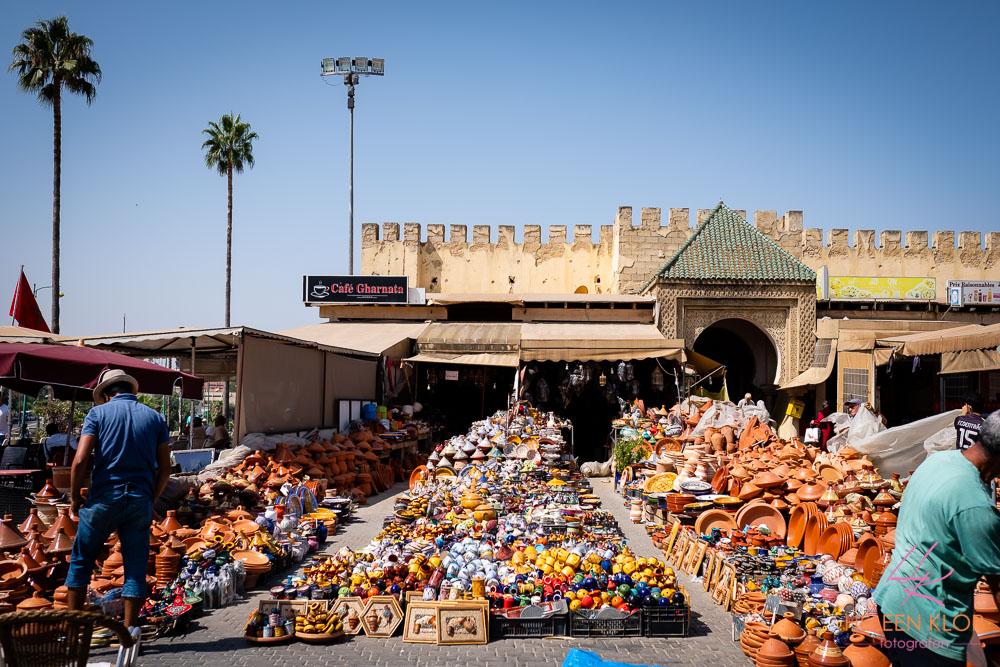 Marktplein Meknes