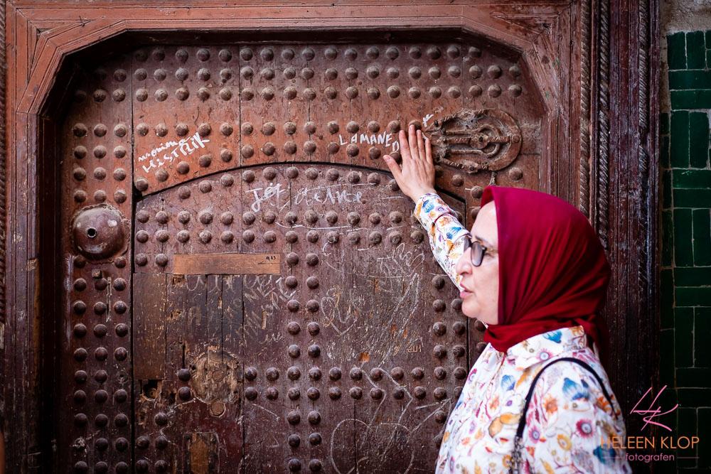Rondleiding door medina