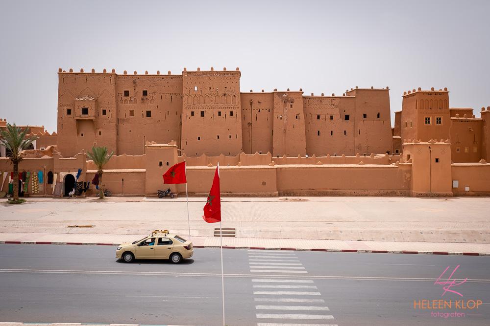 Ouarzazate, poort naar de woestijn