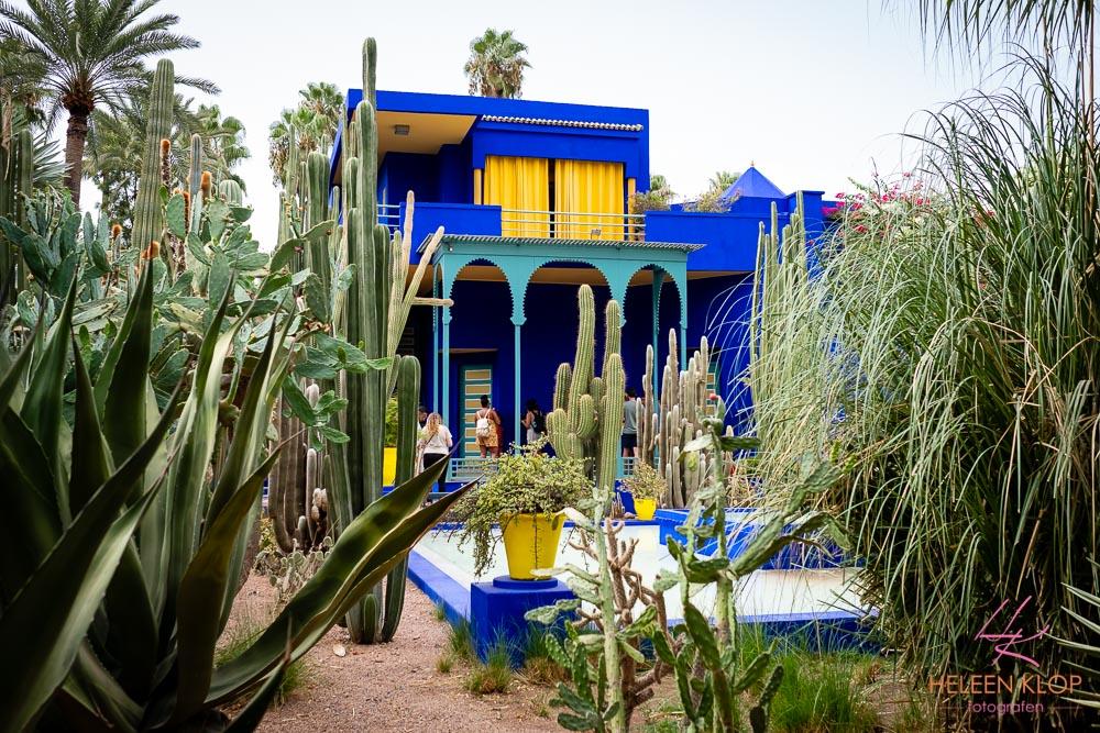 Huis van Yves Saint Laurent