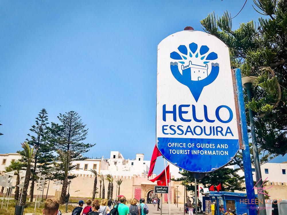 Essaouira aan de kust