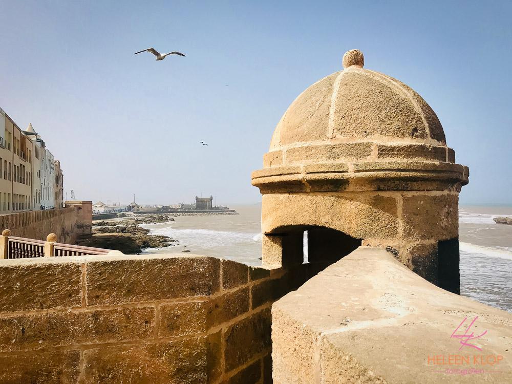 Stadsmuur van Essaouira