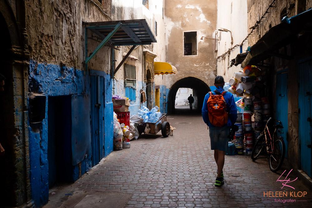 Blauw van Essaouira
