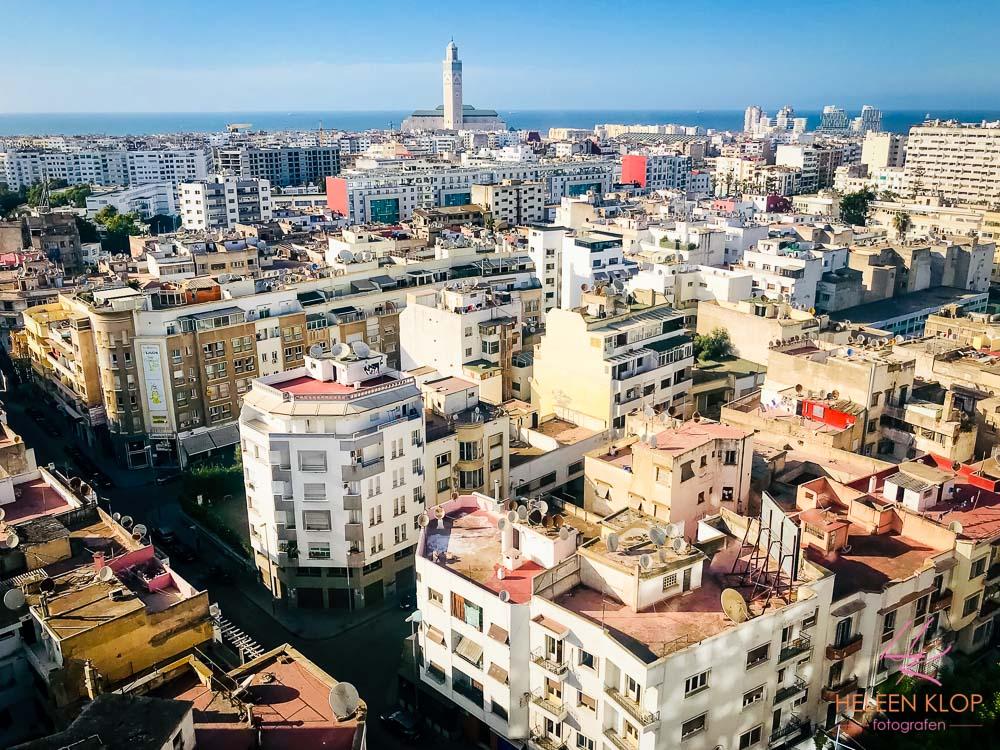 Weer terug in Casablanca