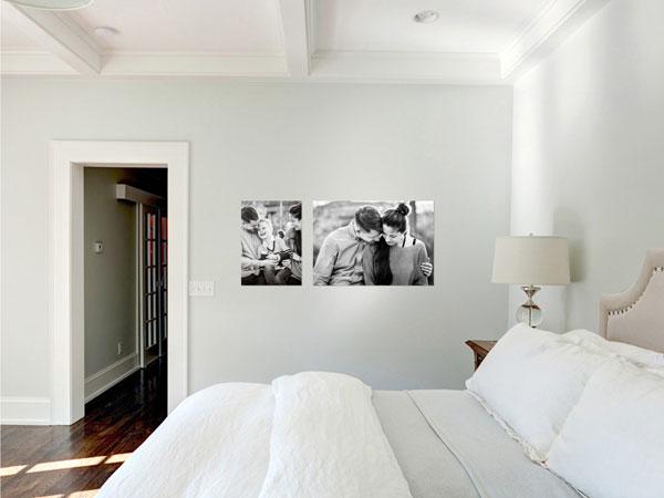 Wanddecoratie van Love Shoot