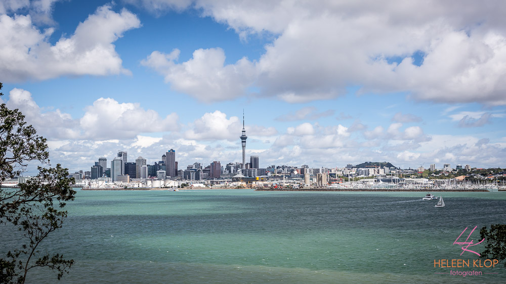 "Auckland - Skyline ""City of Sails"""
