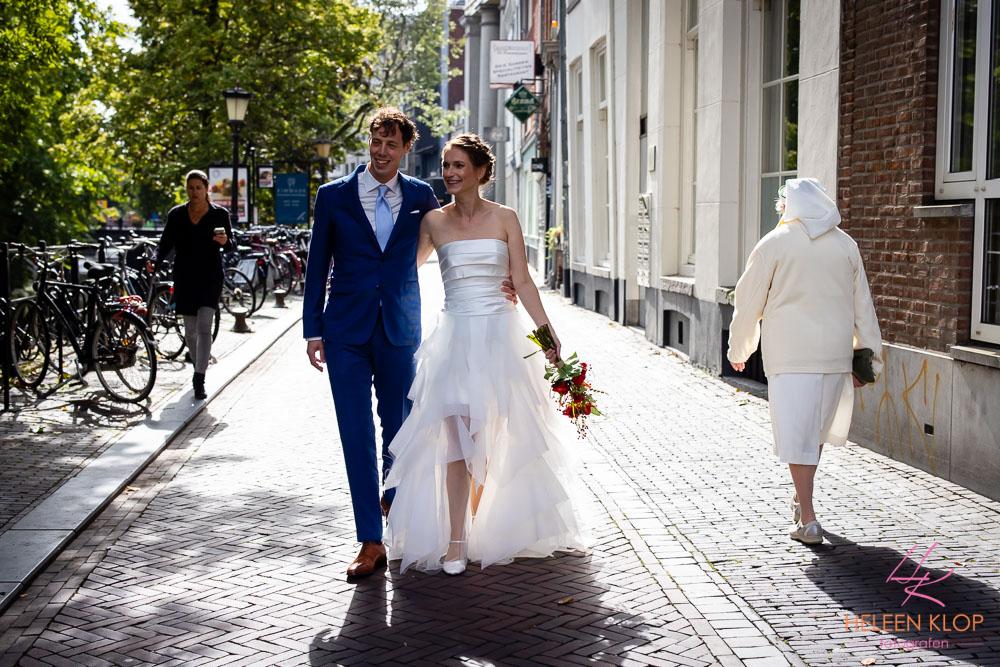 Corona Bruiloft In Utrecht 3