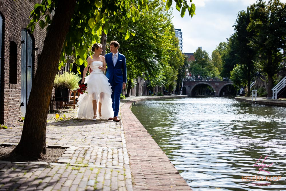Corona Bruiloft In Utrecht 7