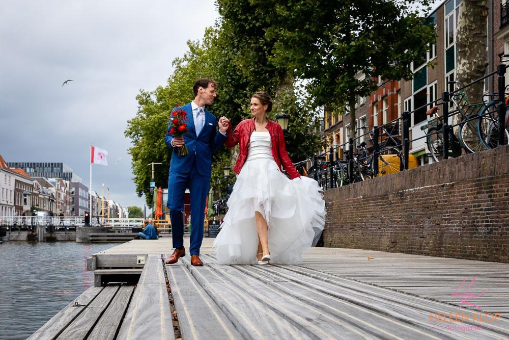 Corona Bruiloft In Utrecht 8