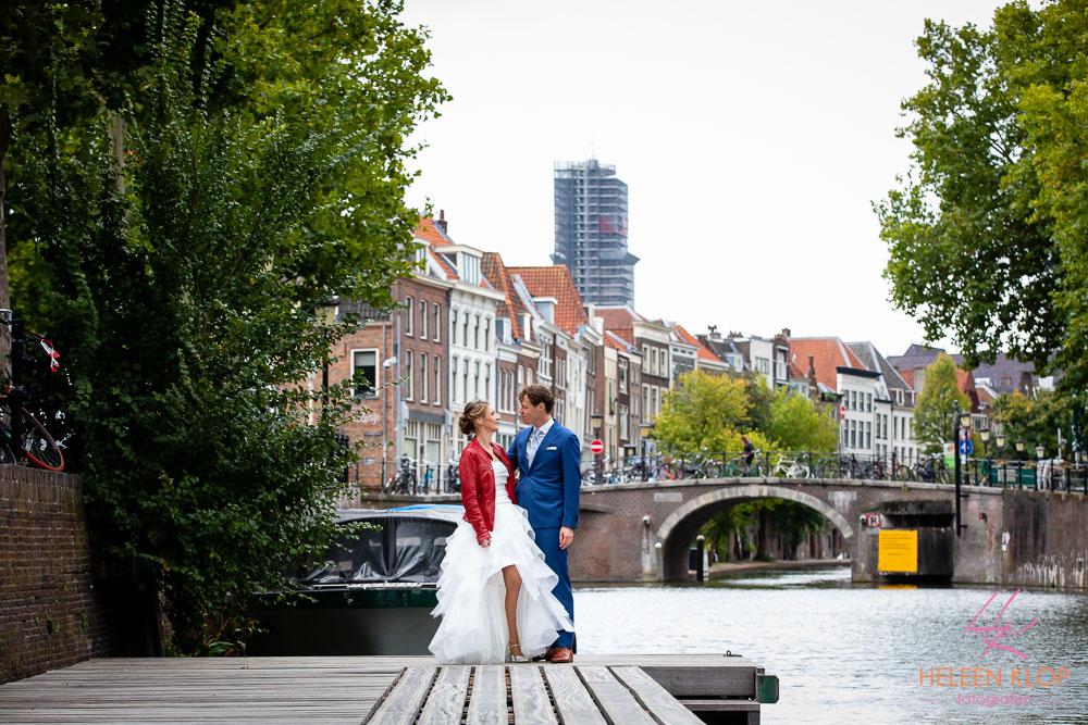 Corona Bruiloft In Utrecht 9