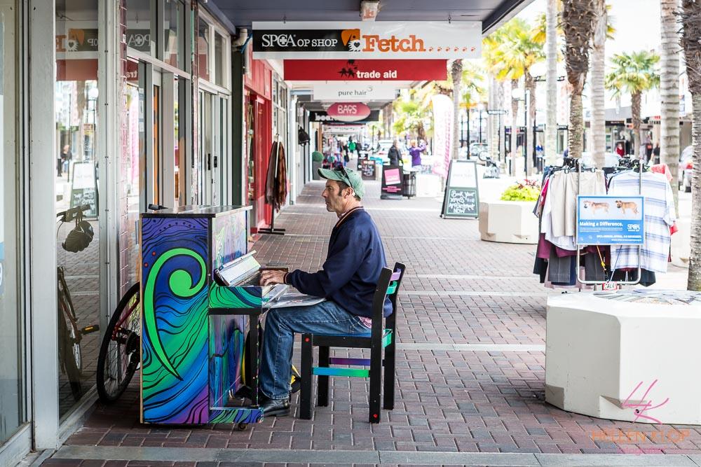 Napier Piano Man