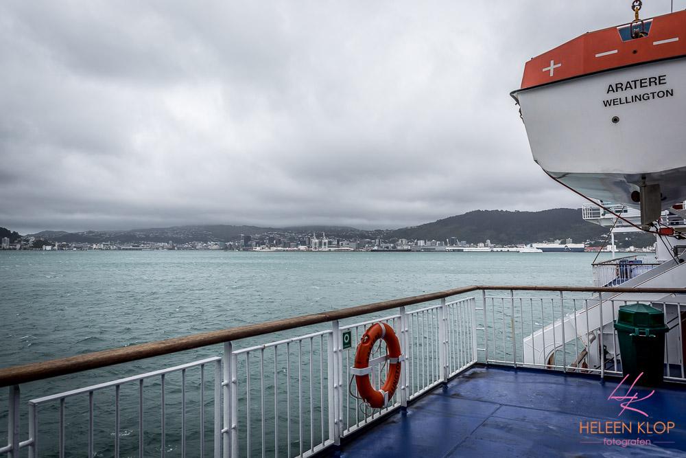 Wellington, hoofdstad van Nieuw Zeeland