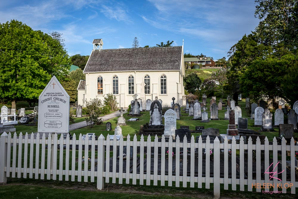 Oldest church of NZ in RussellRussell 008