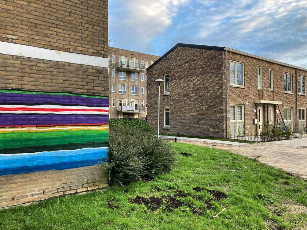 Wandel En Foto Challenge Kleurrijke wijk Hoograven
