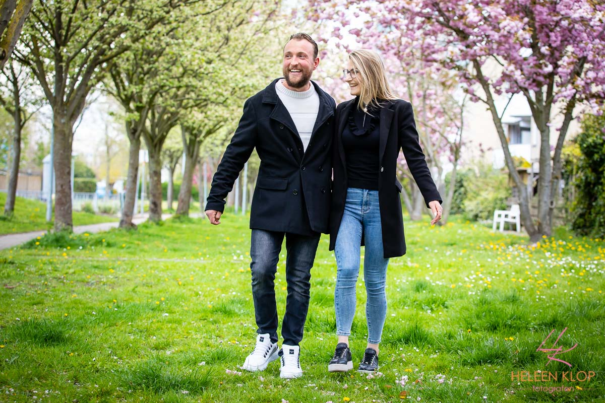 Loveshoot met Bloesem Utrecht