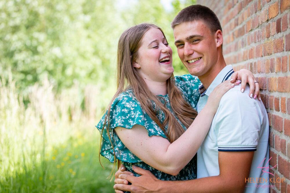 Love Shoot In Het Groen