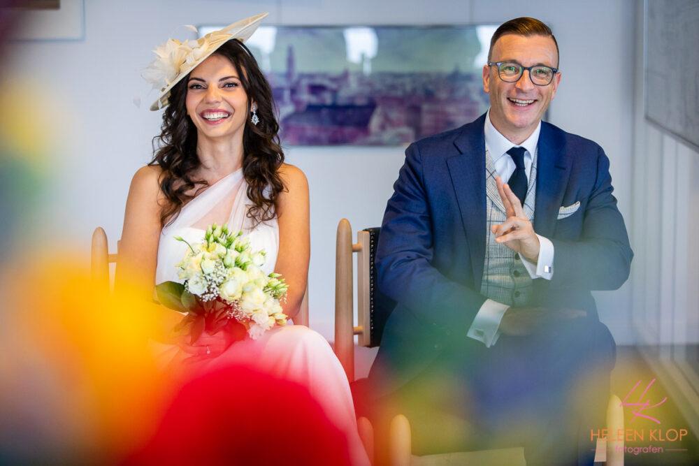 SMALL WEDDING AT UTRECHT CITY HALL