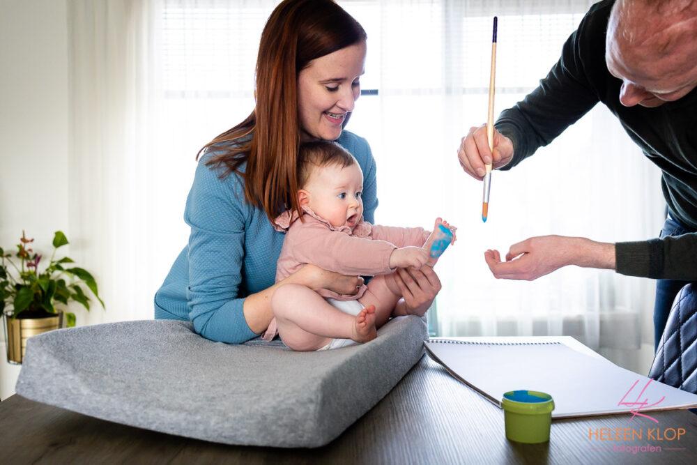Baby Reportage De Meern