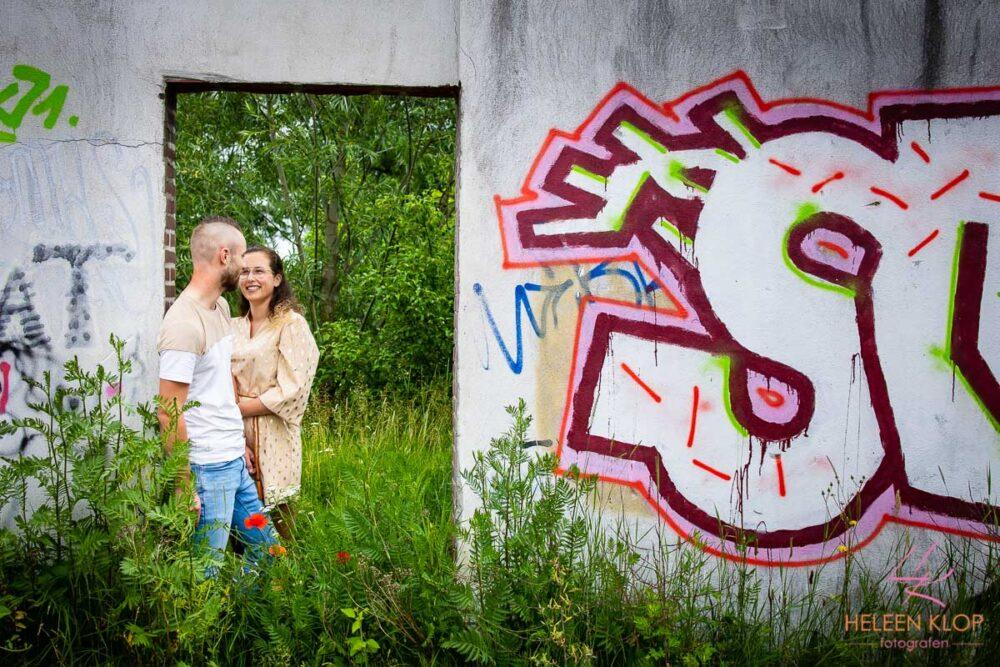 Loveshoot Bij De Oude Steenfabriek