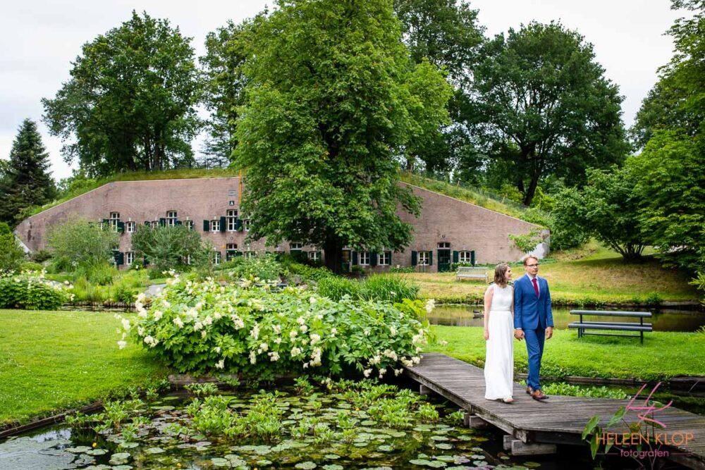 Fort Botanische Tuinen Utrecht