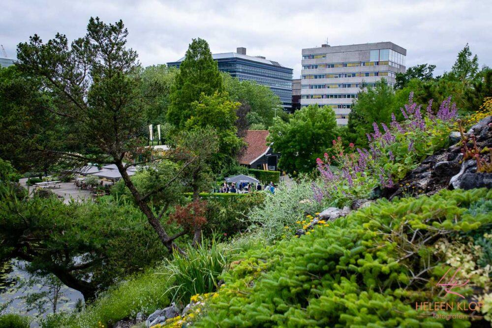 Receptie Bij Botanische Tuinen Utrecht