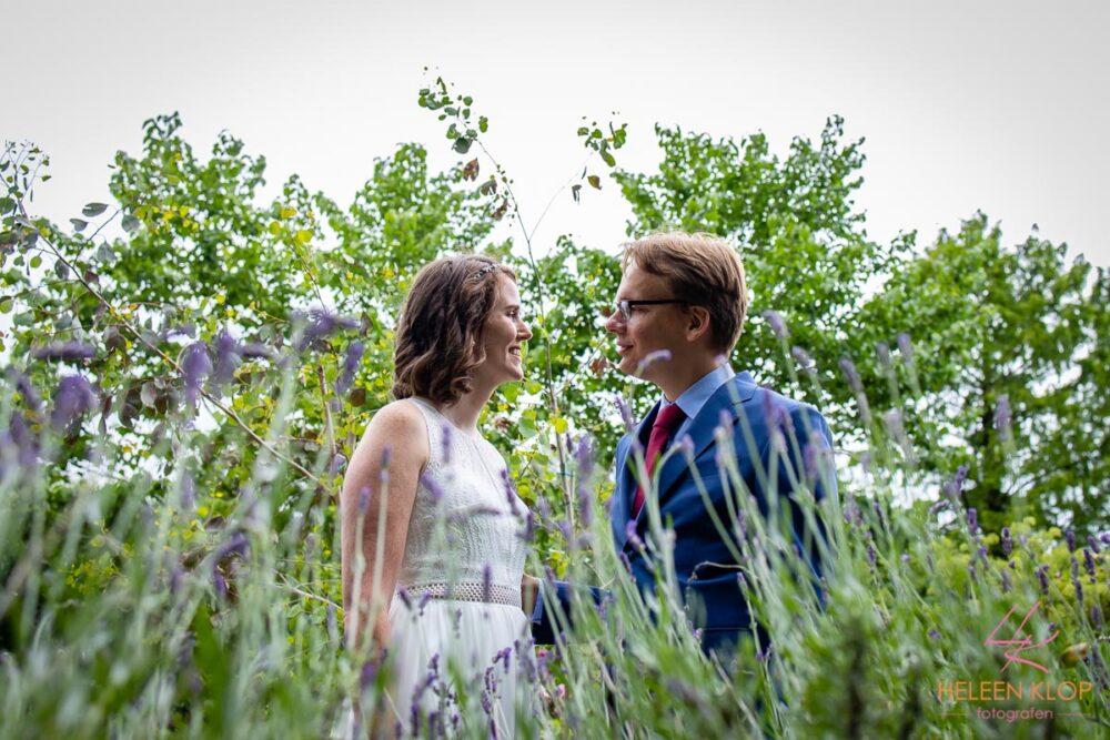 Bruiloft Bij Botanische Tuinen Utrecht