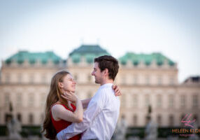 Loveshoot in Vienna