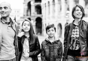 Familie Reportage In Rome