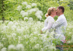 Love Shoot In Rhijnauwen
