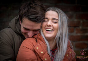 Winterse Loveshoot In Amersfoort