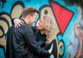 Winterse Loveshoot In Lunetten Utrecht
